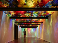 Chihuly Garden and Glass, Seattle Center | Owen Richards Architects