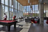 WSU Northside Residence Hall | NAC Architecture