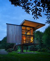 Sol Duc Cabin | Olson Kundig Architects