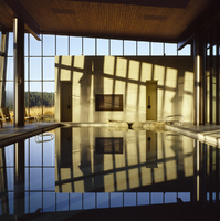 Pool house | Olson Kundig Architects
