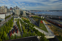 Olympic Sculpture Park | Weiss/Manfredi Architecture