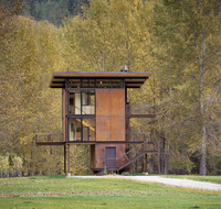 Delta Shelter | Olson Kundig Architects