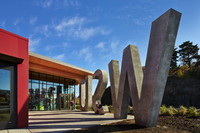 WSU Visitors Center | Olson Kundig Architects