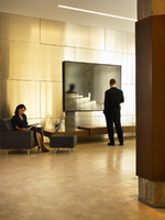 Office lobby | NBBJ